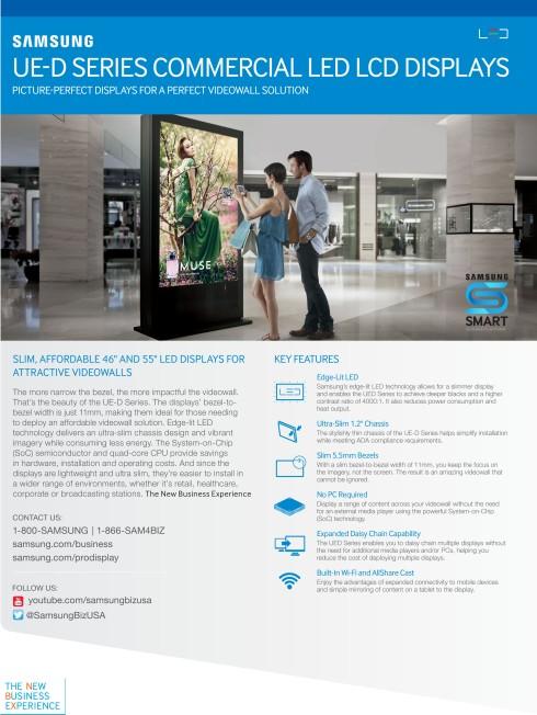 Brosur Samsung UE46D-1