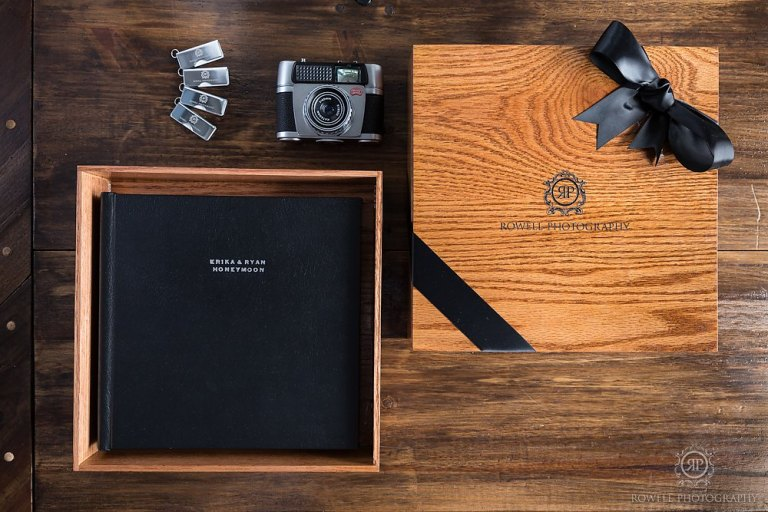 rowell-photography-album-and-usb-collection
